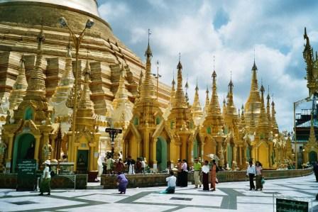 Shwedagon Pagode Yangoon