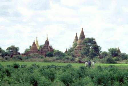 Bagan aux 2000 temples