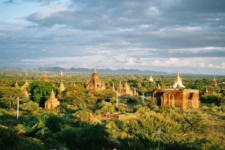 Bagan musée à ciel ouvert