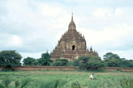 Pagan et ces 2000 temples