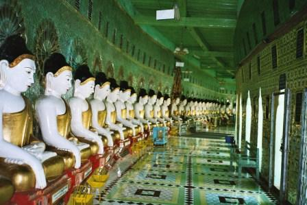 Temple Sagaing