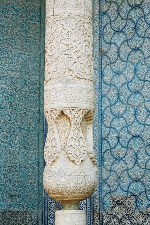 Harem Tach Khaouli Khiva