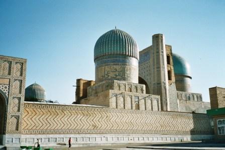 Mosquée Bibi Khanoum Samarkand