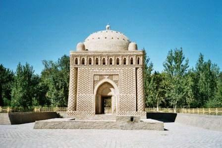 Mausolée Ismail Samani Boukhara