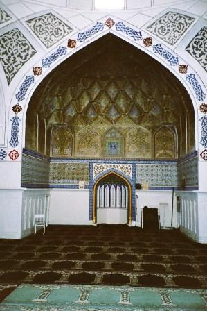 Mosquée Bolo Haouz Boukara