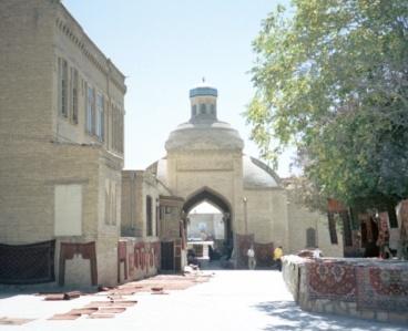Boukhara bazar