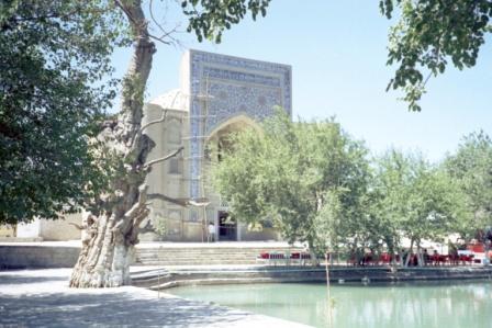 Bassin Liab-i-Haouz