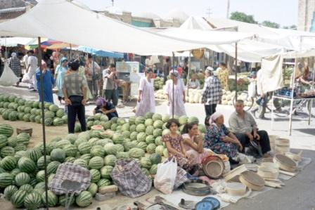 Bazar Chakhrisabz