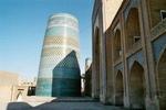 Minaret inachevé Khiva